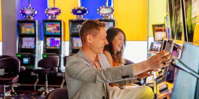 Casino Machine A Sous Conteurs