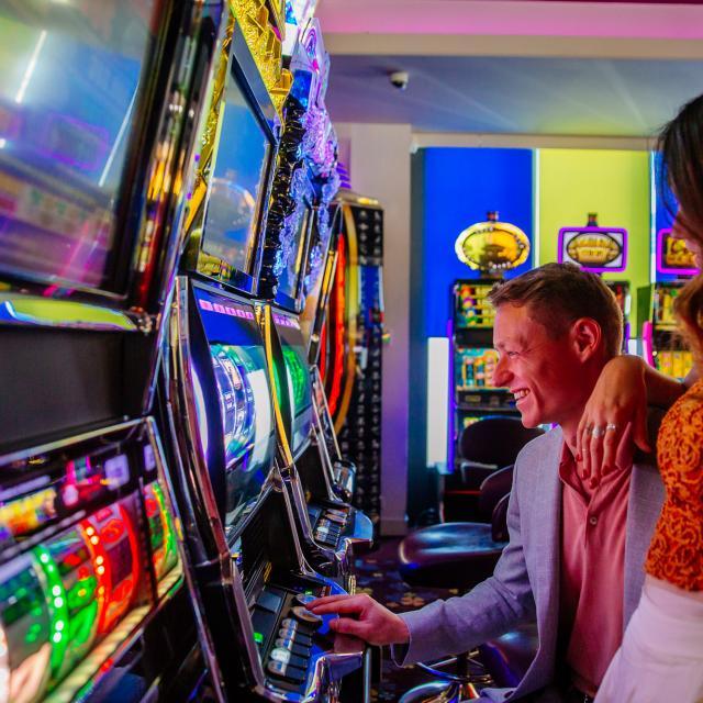 Casino Machine Conteurs