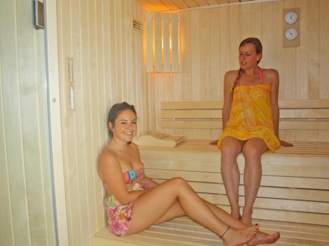 Centre Aquatique Sauna