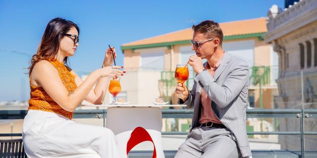 Cocktail Rooftop Conteurs