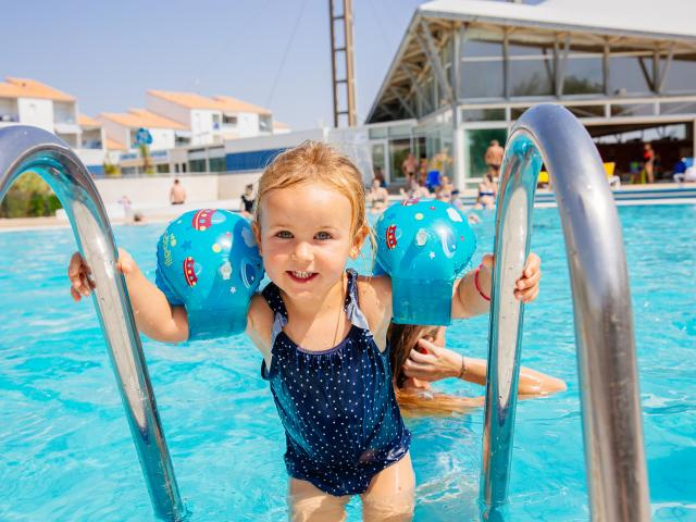 Enfant Centre Aquatique Con