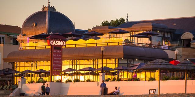 Facade Casino Sunset
