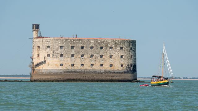 Fort Boyard Samhammad