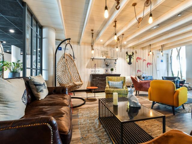 Hotel Ibis Sylvie Curty