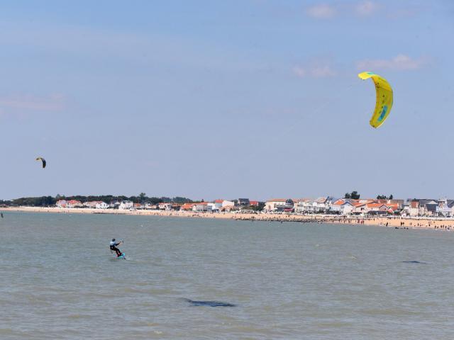 Kite Surf Jean Marc Taveau