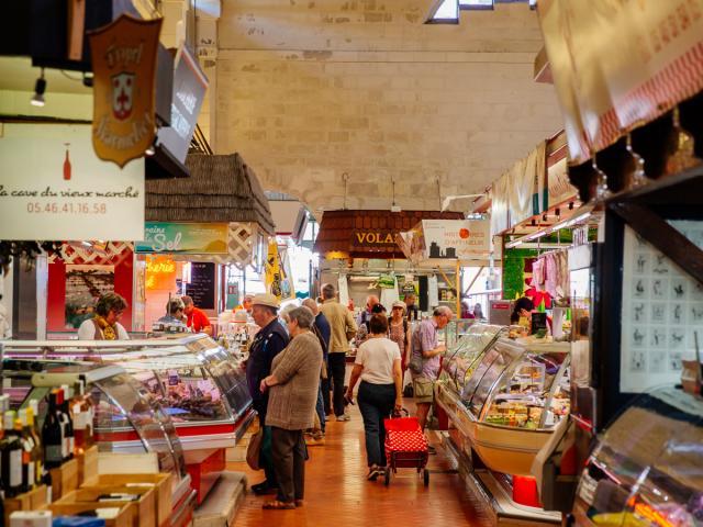 Marche La Rochelle Tourisme Agence Les Conteurs 21