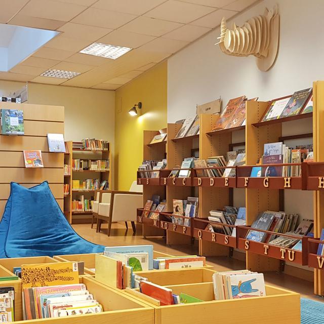 Mediatheque Espace Enfant3