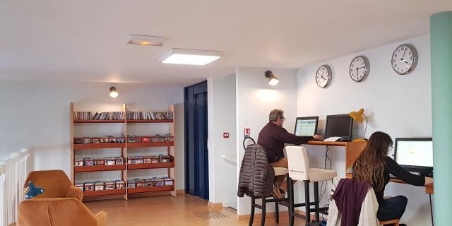 Mediatheque Wifi