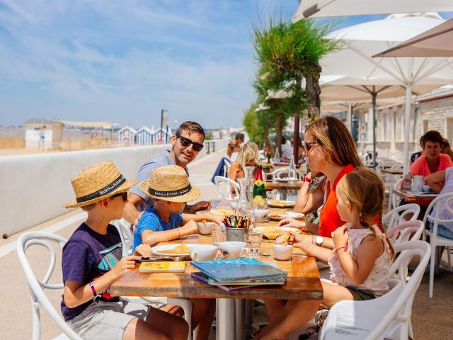 Restaurant Famille Conteurs