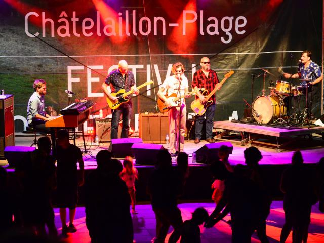 Spectacle Famille Chatelail