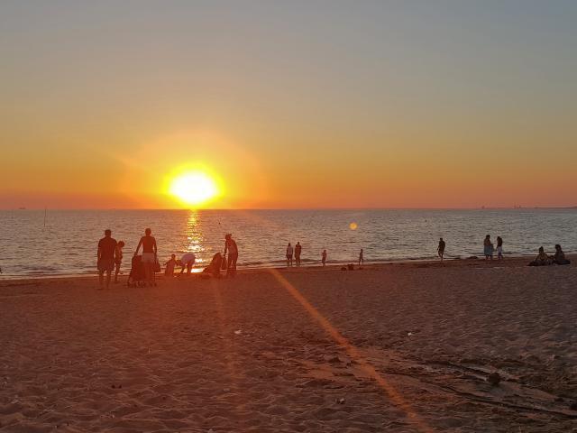 Sunset Boucholeurs