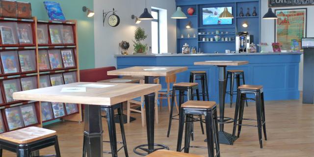 Cafe Mediatheque