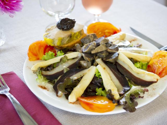 Salade Landaise | Côte Landes Nature