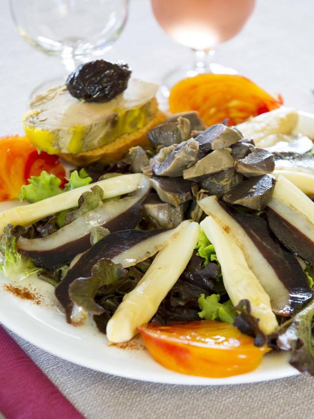 Salade Landaise   Côte Landes Nature
