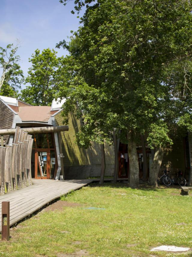 Maison de la Réserve Naturelle / La Batellerie du Courant d'Huchet | Côte Landes Nature