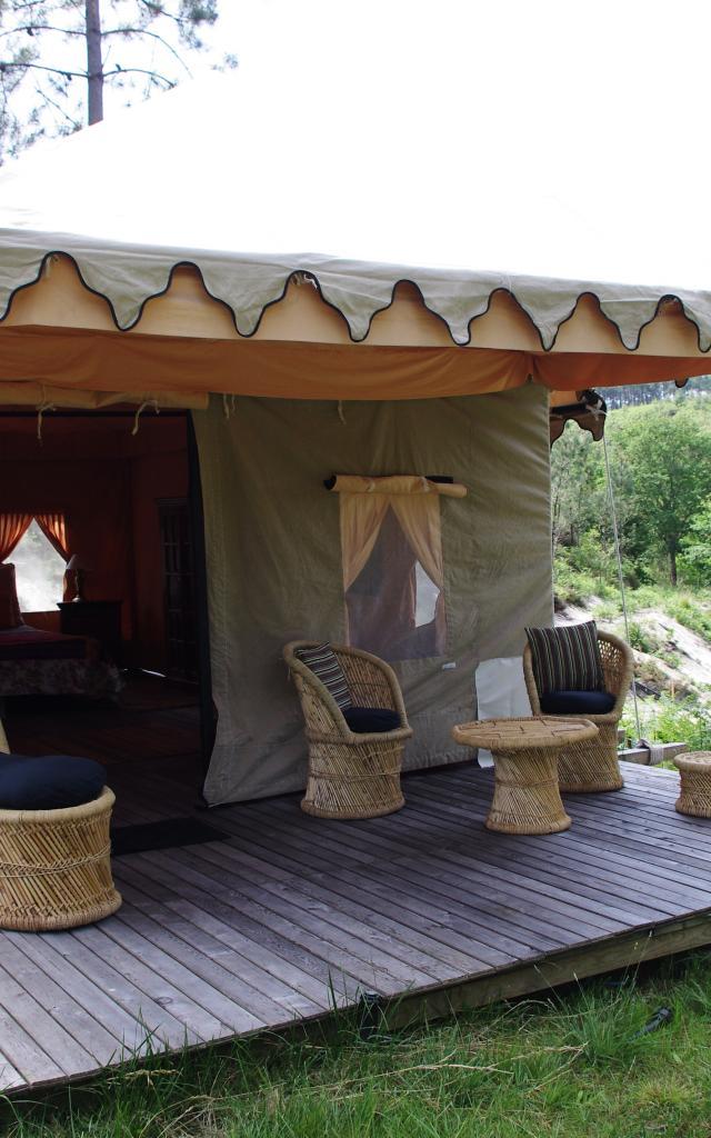 Palika Lodge à Castets