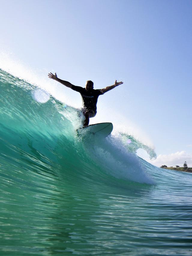 Surfez en Côte Landes Nature