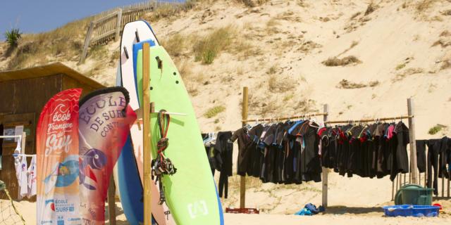 Paradis des surfeurs | Côte Landes Nature