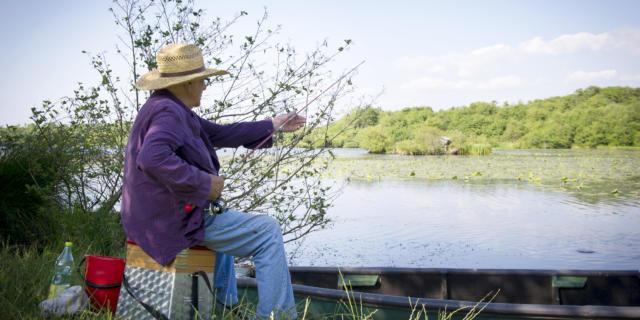 Pêche au Lac de Léon | Côte Landes Nature