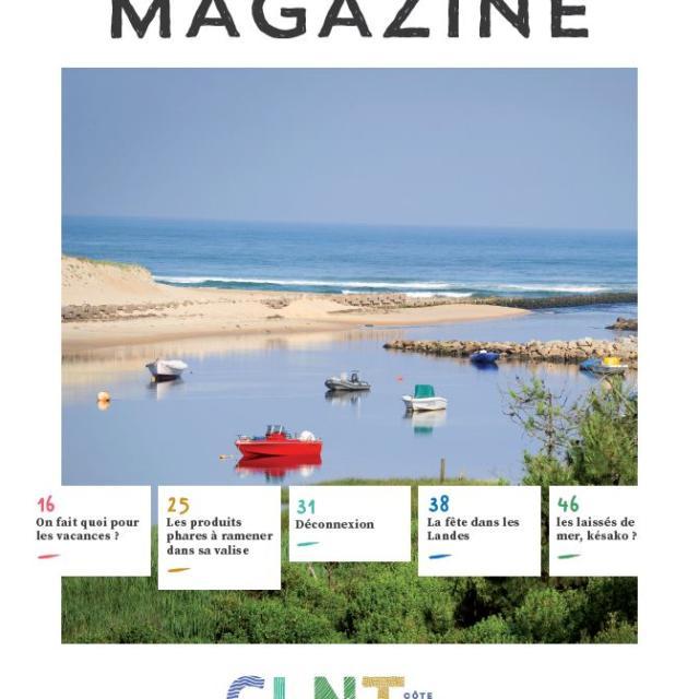 Magazine 2017 | Côte Landes Nature Tourisme