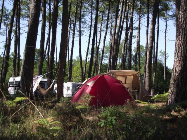 Camping à Saint Julien en Born | Côte Landes Nature