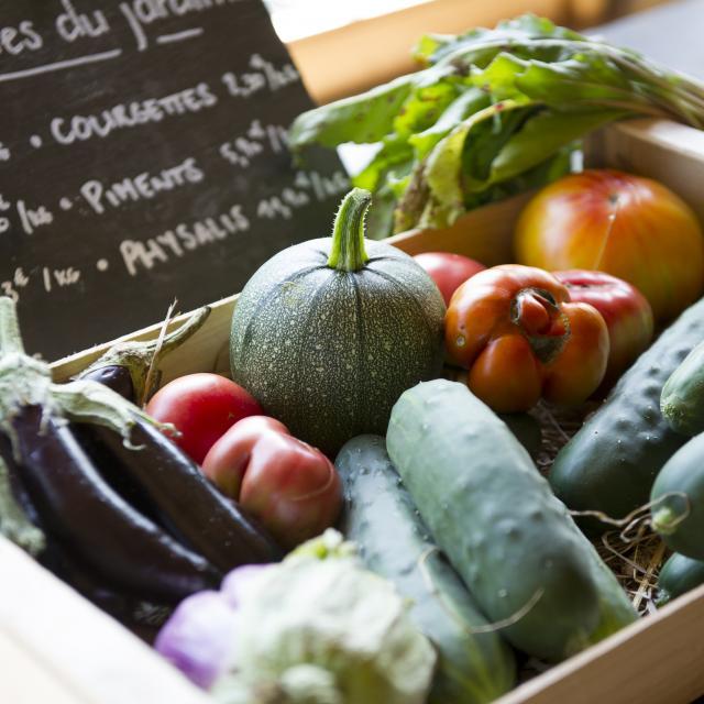 Produits frais à déguster en Côte Landes Nature