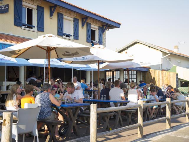 Restaurant à Vielle Saint Girons | Côte Landes Nature