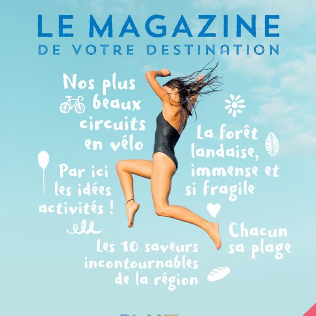 Magazine 2019 | Côte Landes Nature Tourisme