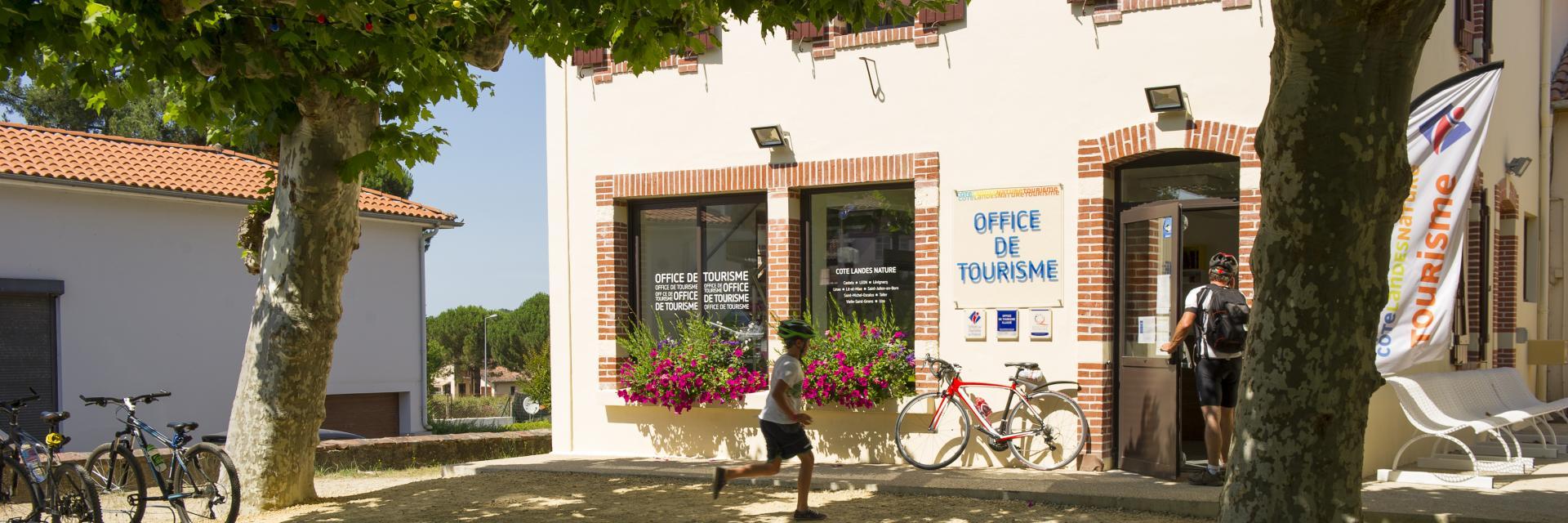 Bureau d'Information Touristique de Léon | Côte Landes Nature Tourisme