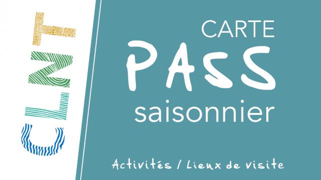 Carte Pass saisonnier