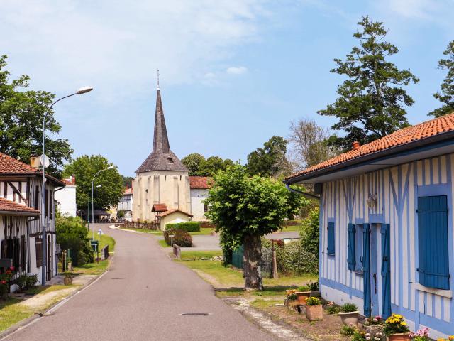 Levignacq, village typiquement landais | Côte Landes Nature