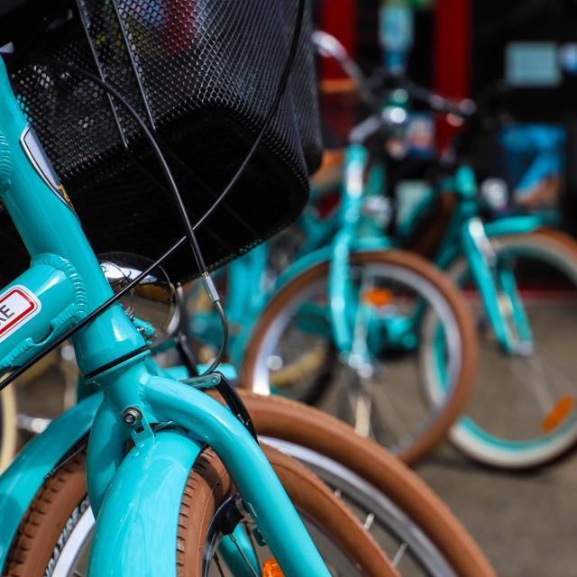 À bicyclette ! Tout roule en Côte Landes Nature