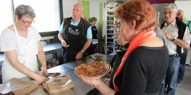 Atelier de cuisine : Tourtière landaise