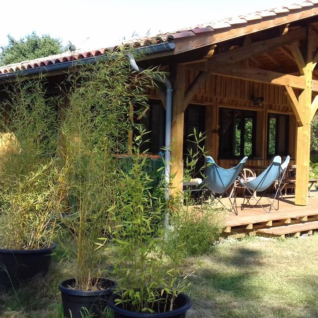 Maison Stout à Vielle Saint Girons en Côte Landes Nature