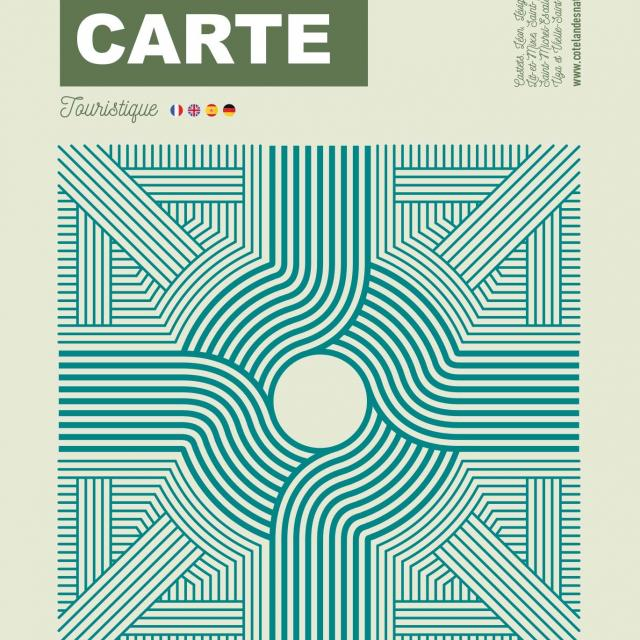 CLNT Carte Touristique 2020