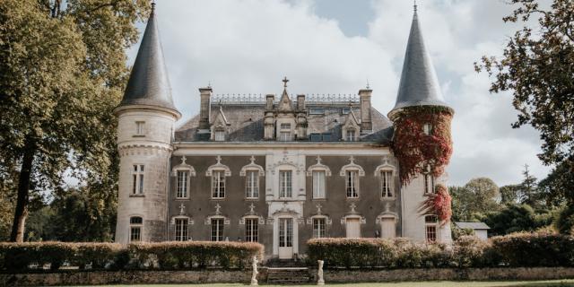 Château Belle Epoque à Linxe | CLNT