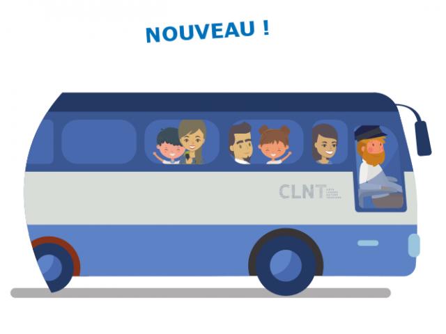 Nouveauté 2021 | Navette CLNT