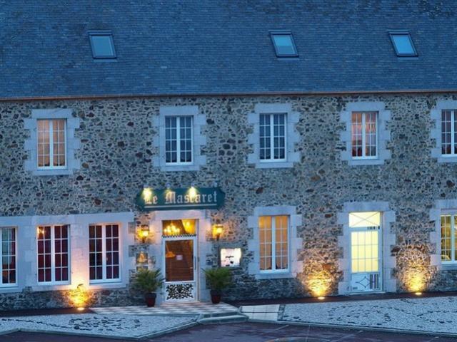Hôtel le Mascaret à Blainville sur Mer