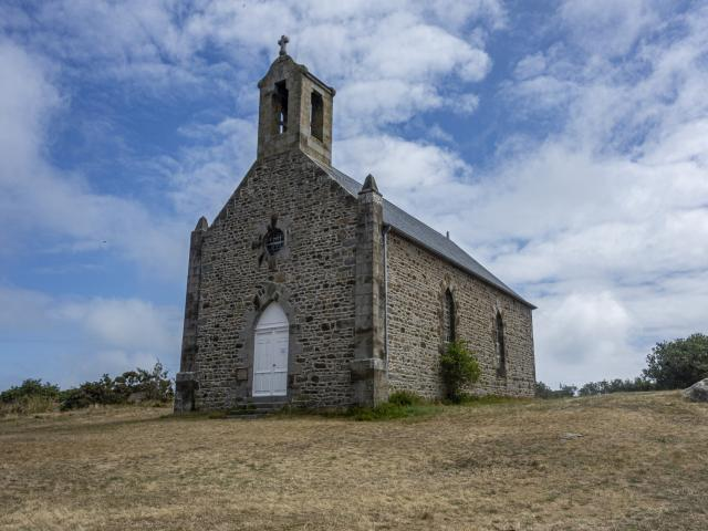 Chapelle Chausey Manche Normandie