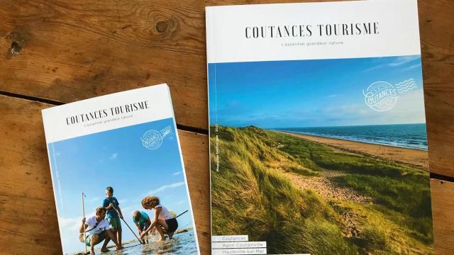 Magazine et carnet d'adresses 2021 de Coutances tourisme