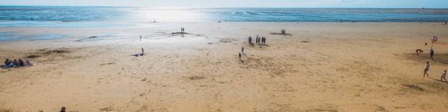 Plage de Hauteville sur Mer