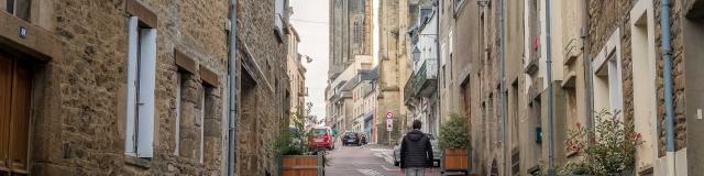 Rues de Coutances
