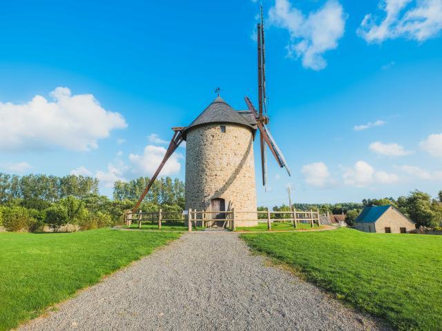 Moulin de Gouville-sur-Mer