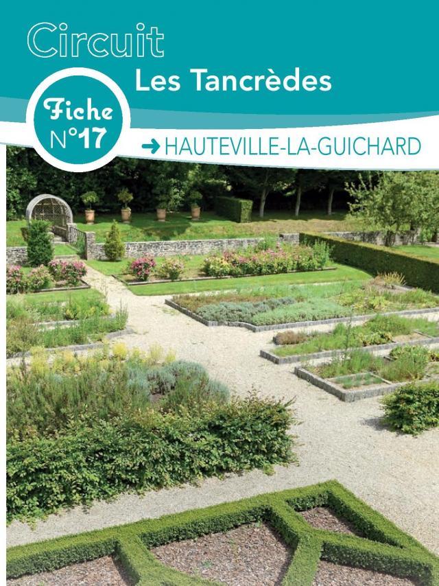 Fiche 17 Hauteville La Guichard des randonnées de Coutances Tourisme