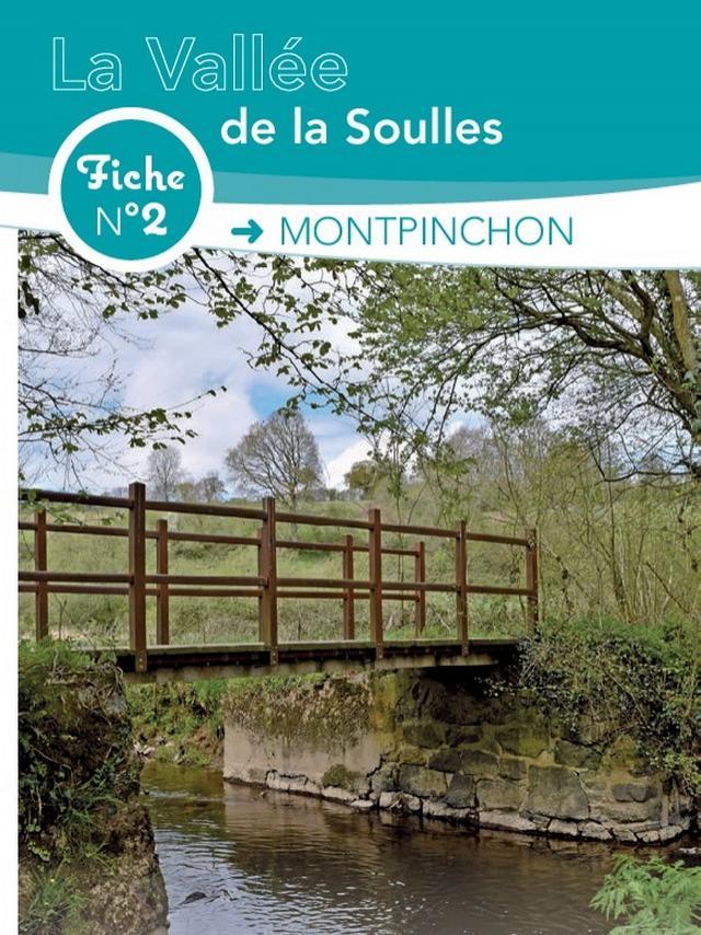 COuverture de la fiche n°2 de randonnée de Coutances Tourisme