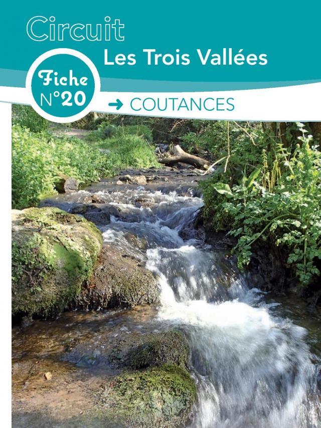 Fiche 20 Coutances des circuits de randonnée de Coutances tourisme