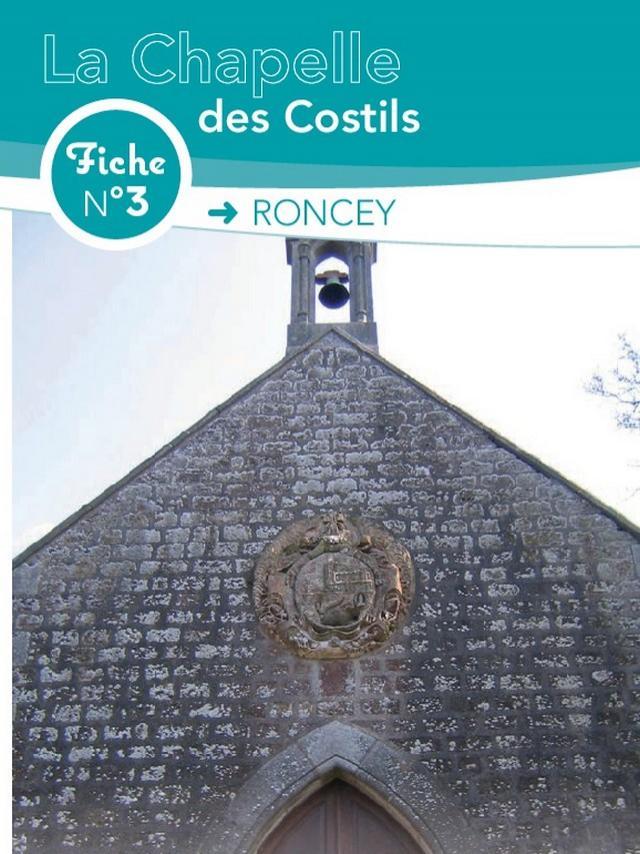 Couverture de la fiche n°3 de randonnée de Coutances Tourisme