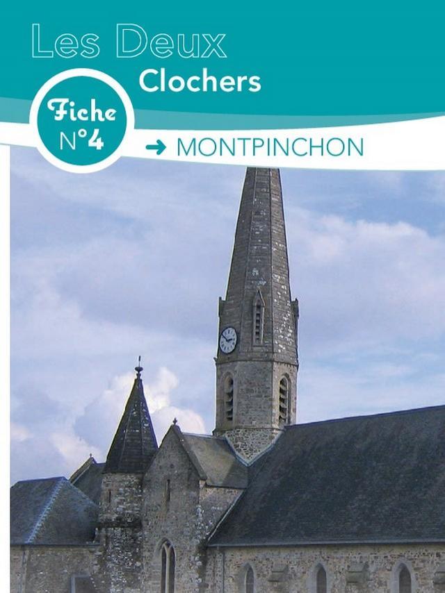 Couverture de la fiche n°4 de randonnée de Coutances Tourisme à Montpinchon
