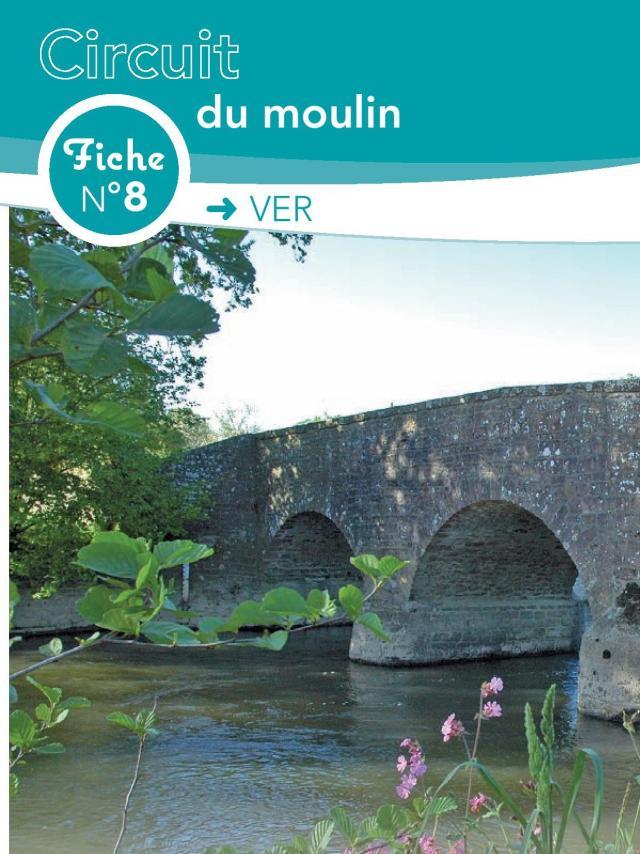 Circuit de ver fiche n°8 des circuits de randonnée de Coutances Tourisme