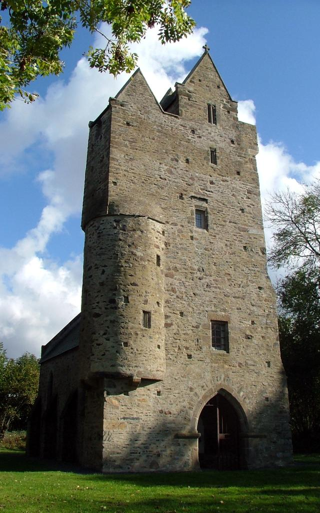 Ermitage Saint Gerbold de Gratot